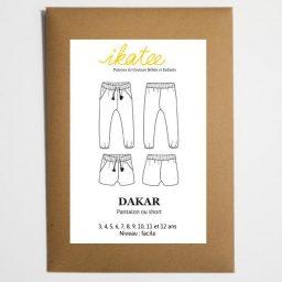 Patrons de couture Ikatee
