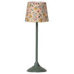 Lampe vintage métal et tissu Maileg
