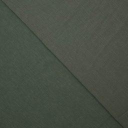 tissu viscose froissé kaki Fibre Mood