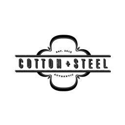 Tissus Cotton + Steel