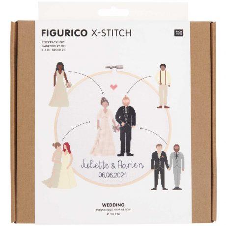 kit figurico mariage
