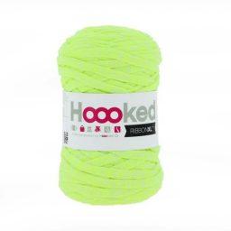 Hoooked ribbon XL neon DMC