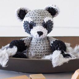 kit crochet DMC