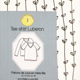 Photo patron tee-shirt luberon